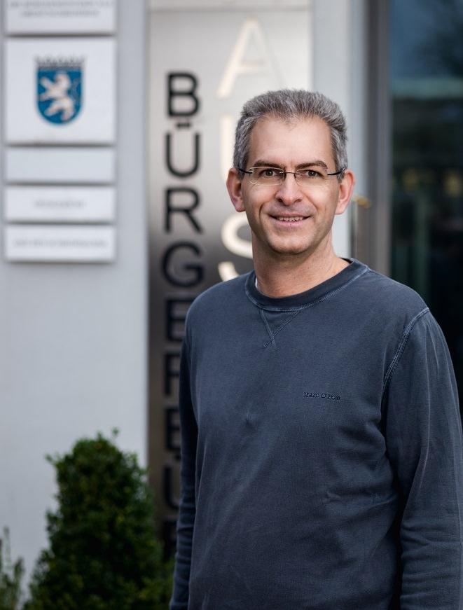 Portrait Volker Schiecke