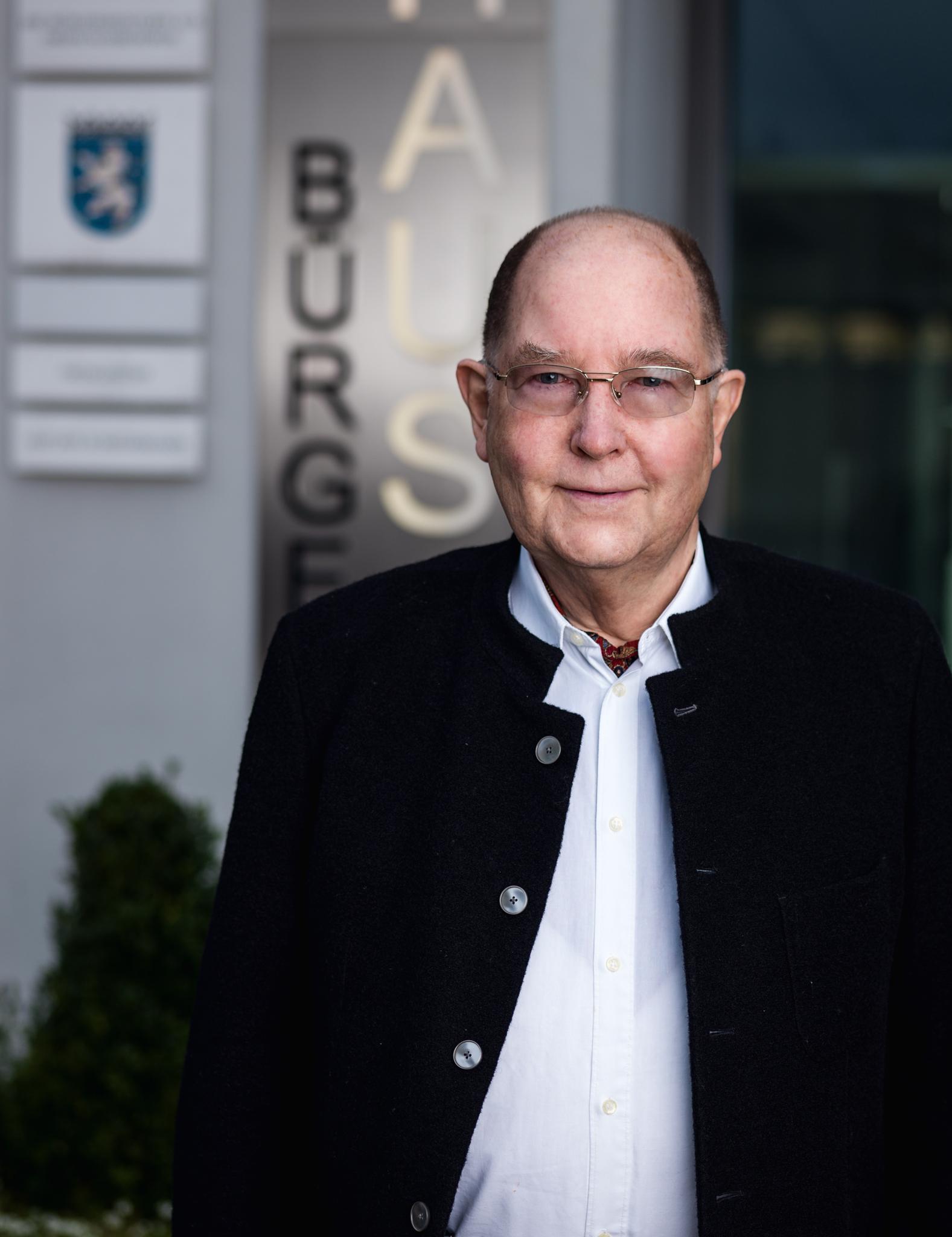 Portrait Peter Königshausen